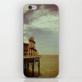 Fairground Pier iPhone Skin