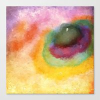 outer space Canvas Prints featuring Outer Space by Alexandre Reis