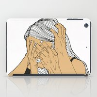 introvert iPad Cases featuring Introvert 9 by Heidi Banford