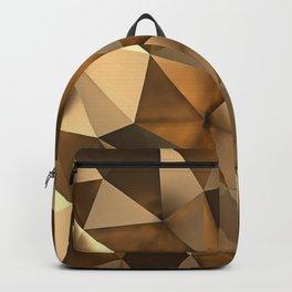 GEOMETRIC GOLD Backpack
