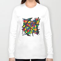 stained glass Long Sleeve T-shirts featuring Stained Glass by preview