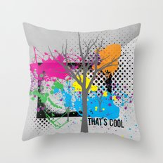 That's Cool Throw Pillow