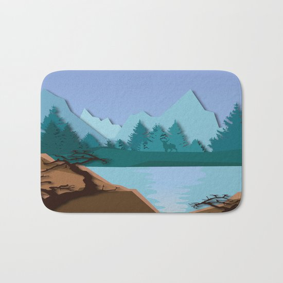 My Nature Collection No. 38 Bath Mat