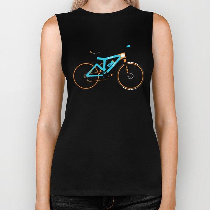 Mountain Bike Biker Tank