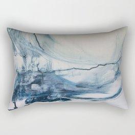Eve Of Destruction Rectangular Pillow