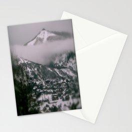 Foggy Blanket Stationery Cards