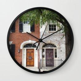 Alexandria, VA Wall Clock