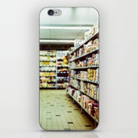 shopping iPhone & iPod Skins featuring Shopping by jmdphoto