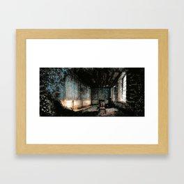 Daylight Dims Vol 2 Cover Framed Art Print