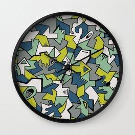 Penn Wall Clock