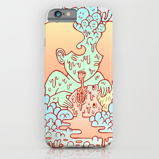 nom nom iPhone & iPod Case