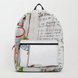 Ser Poeta Backpack