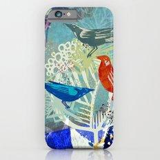 Birds in the backyard. iPhone 6s Slim Case