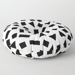 Abstract Pattern 18 Floor Pillow