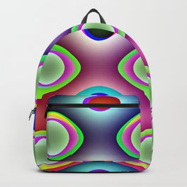 Crazy Candy's Abstract 5 Backpack