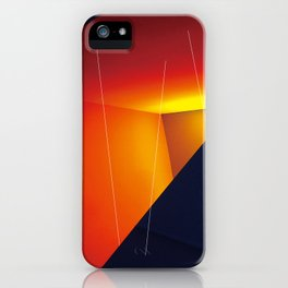 wall+space iPhone Case