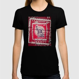 Stamp of Liberty T-shirt