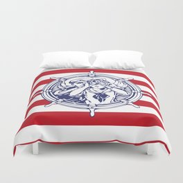 Sail Away With Me Duvet Cover