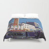 apollo Duvet Covers featuring The Apollo by designed to a T