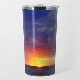 Bali Sunset Travel Mug