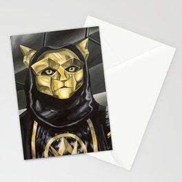 Klawtus Stationery Cards