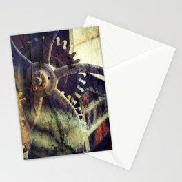 Teeth Grinding Stationery Cards