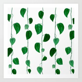 Vine Designs! Art Print