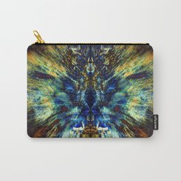 Skatebord Abstract Carry-All Pouch