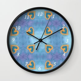 Love as Wall Clock