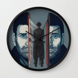 Luke Crain Wall Clock