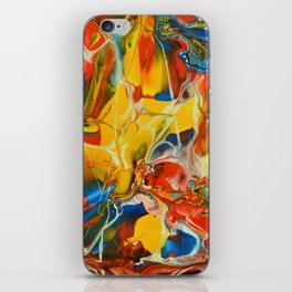 Color Explosion 1 iPhone Skin