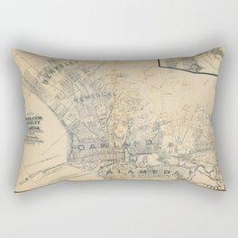 Alameda 1884 Rectangular Pillow