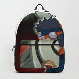 Kakashi and Obito Backpack