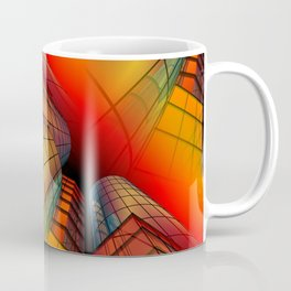 3D - abstraction -63- Coffee Mug