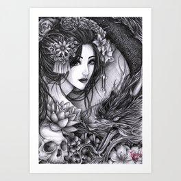 The Far East Art Print