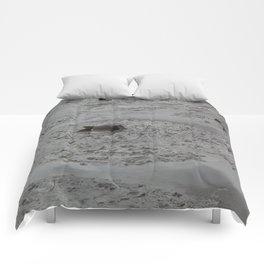 Bald Head Hot Mud Bubble Comforters