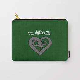 I'm Slytheriffic Carry-All Pouch
