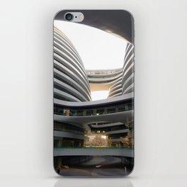 Zaha H A D I D   architect   Galaxy Soho, Beijing iPhone Skin