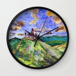 North Downs Wall Clock