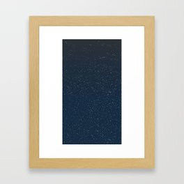 you're a superstar Framed Art Print