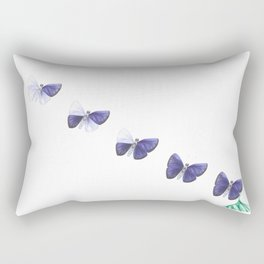Papilio angelus Rectangular Pillow