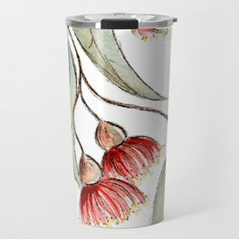 Flowering Australian Gum Travel Mug