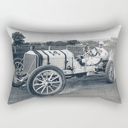 Race car Rectangular Pillow