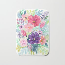 Blooms for Days Bath Mat
