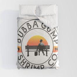 Bubba Gump Shrimp Company Comforters