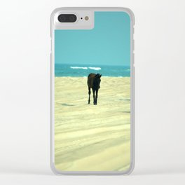 Wanderers Clear iPhone Case