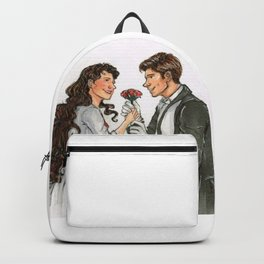 Raoul and Christine Backpack