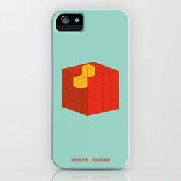 PAUSE – A Fez iPhone Case