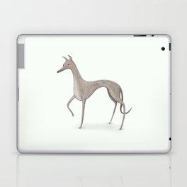 Whippet Portrait Laptop & iPad Skin
