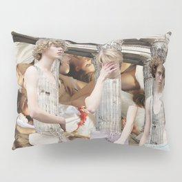 Building Parallels Pillow Sham